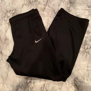 Nike Swoosh Logo sweatpants black